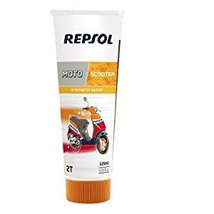 REPSOL MOTO STANDARD 2T TUBO 125 ml